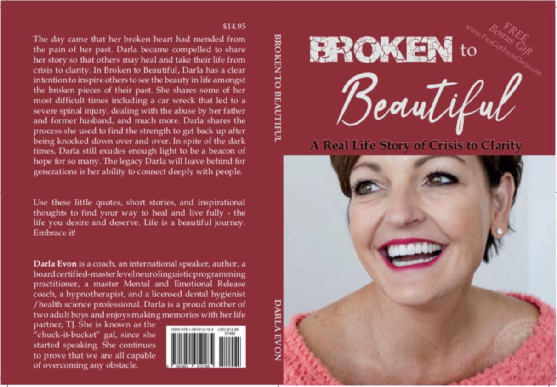 Photo of Broken to Beautiful Book