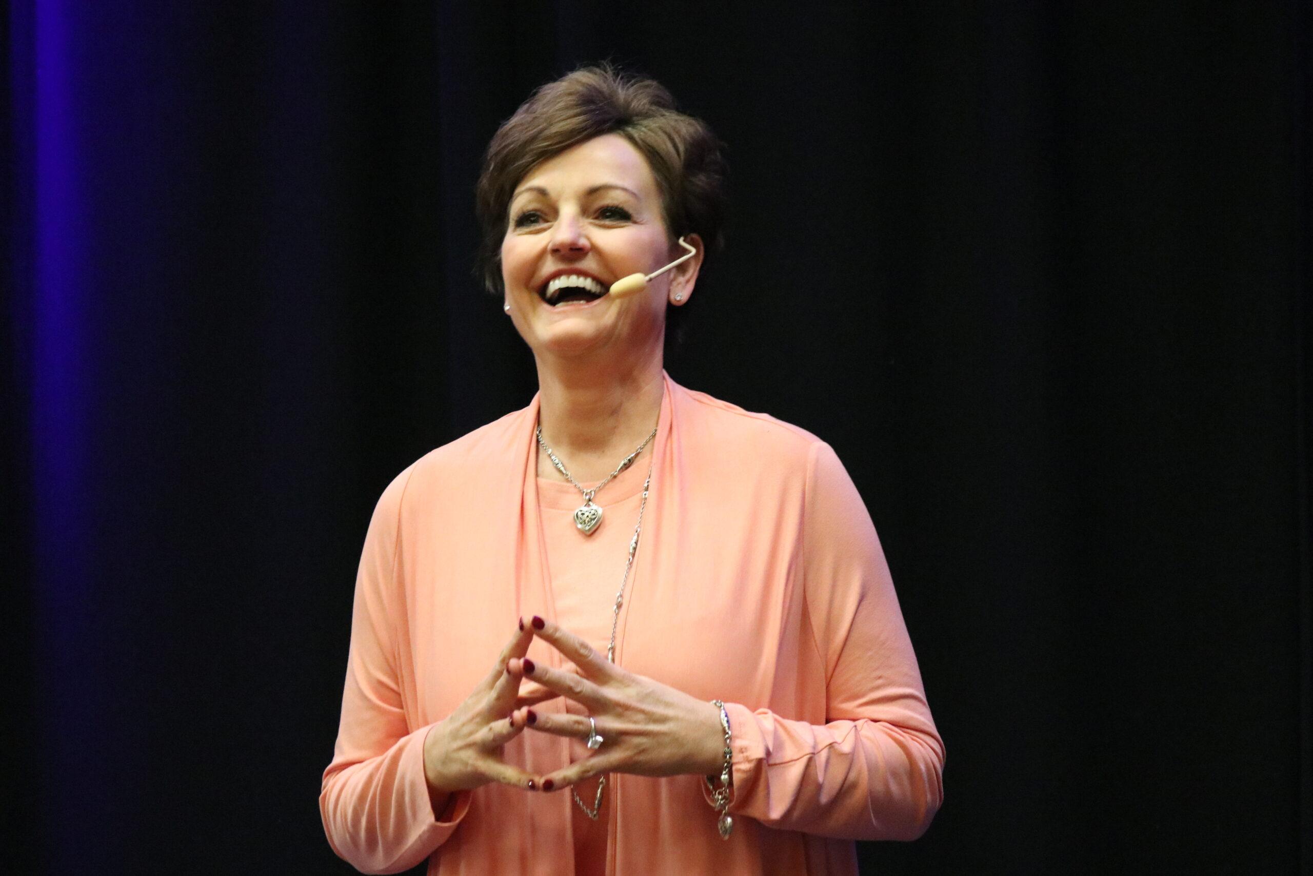 Darla Evon Speaking